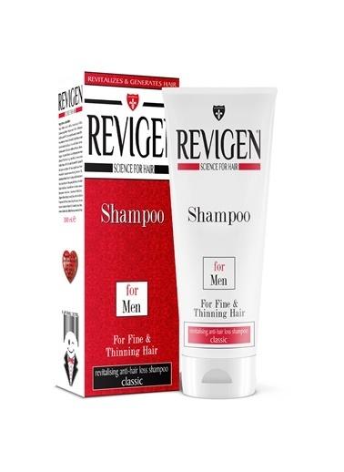 Revigen REVIGEN Revitalising Anti-Hairloss Classic Shampoo For Men 300 ml - Saç Dökülmesi (Erkek) Renksiz